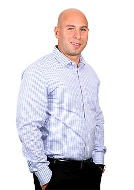 Matt Goldstein Portrait
